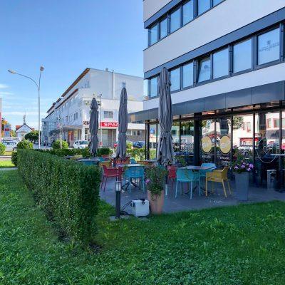 Bäckerei Winkler in der Leopold-Werndl-Strasse, Steyr