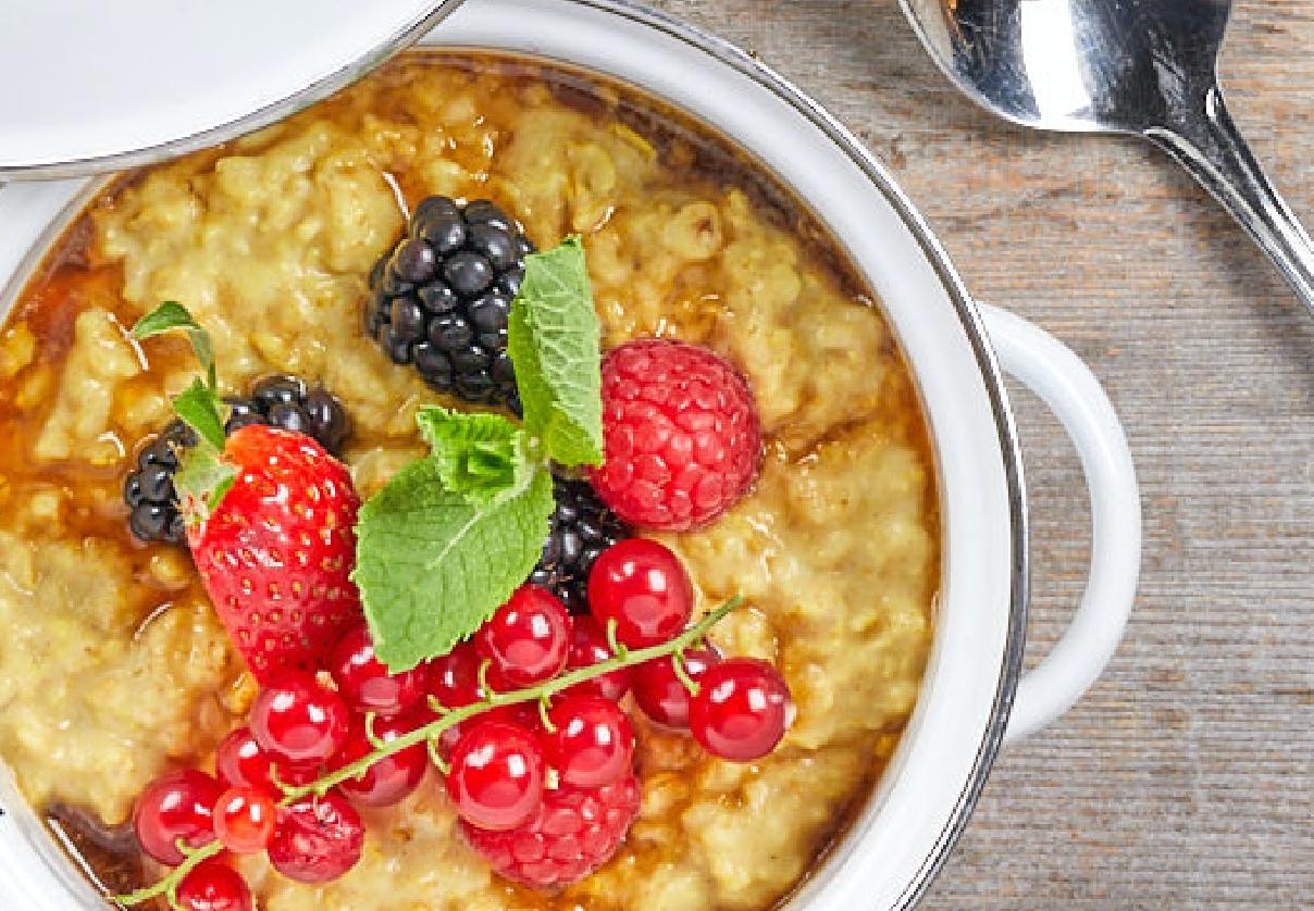 Porridge_Winkler Fruehstueck