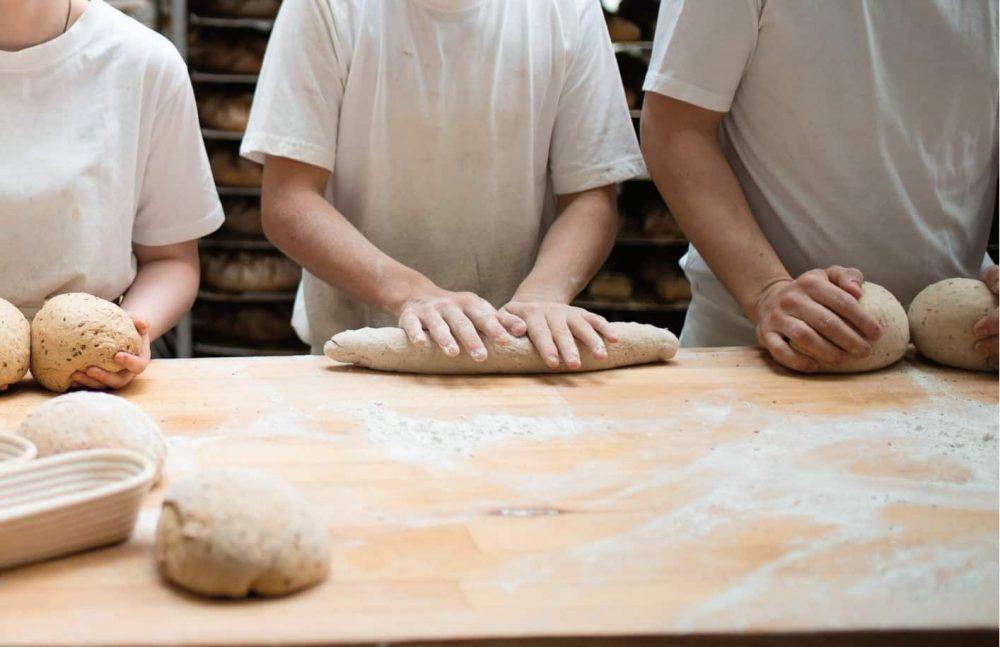 Workshops bei der Bäckerei Winkler